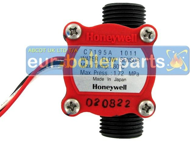 Fs 110 Honeywell C7195a 1011