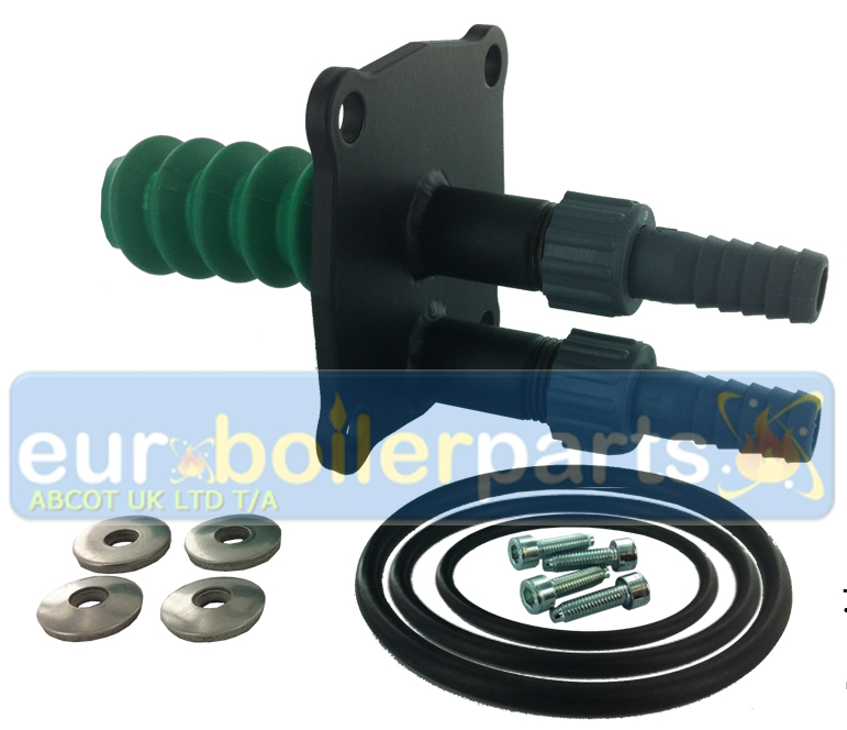 AQ.201 Universal Euro Pump Adapter for Powerflushing Machine