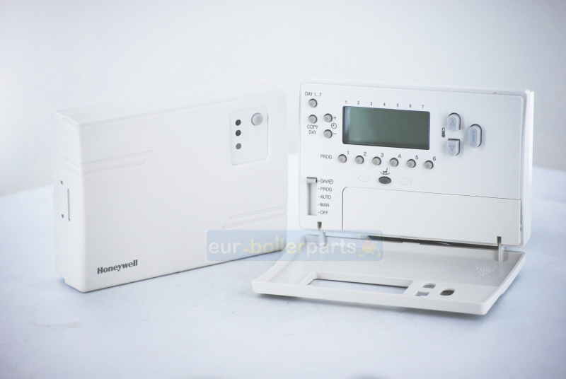 CL.500 Honeywell Wireless Programmable Roomstat CM57RF