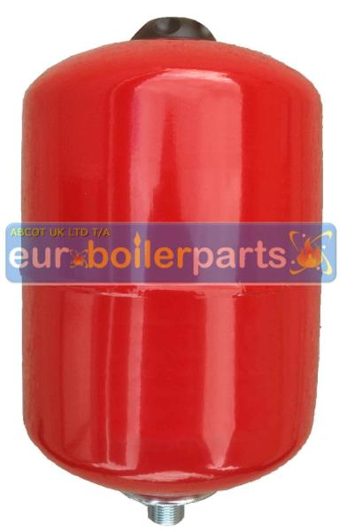 EV.150 Varem 35 Litre Red Heating Expansion Vessel