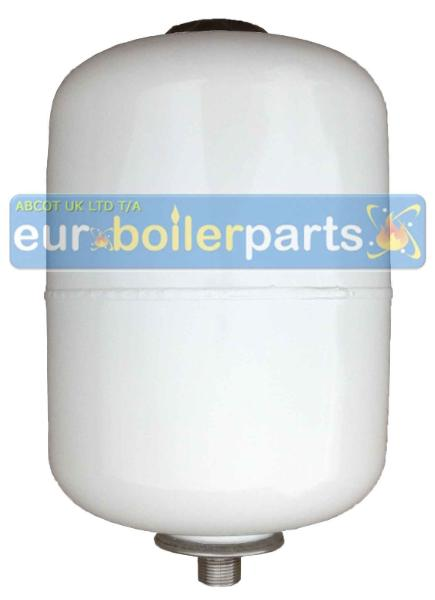 EV.310 Varem 8 Litre White Potable Water Expansion Vessel