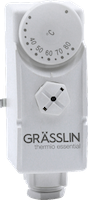 GL.600 Grasslin Thermio™ essential – Thermio™ essential BCP - Cylinder Thermostat