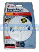 GS.130 Kidde CO (Carbon Monoxide) & Smoke Detector