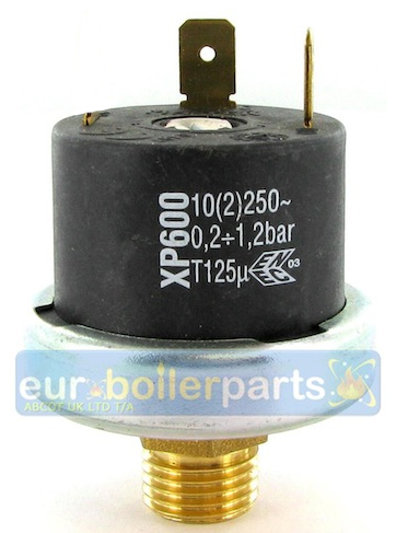 LW.205 Baxi Low Water Pressure Switch 5114748 Compatible Ariston 995903