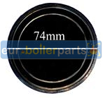 MB.630 Diaphragm Compatible with Vaillant 01-0337 010337