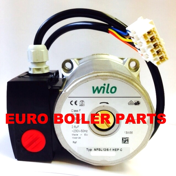 PU.780 Wilo Pump Head only 178983 / 193534 Compatible with Vaillant Ecotec