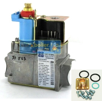 SI.524 0.845.053 compatible with Vaillant 05-3462 053463 05-3463 with KIT