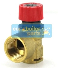 SV.170 Pressure Relief Valve Compatible with Vaillant Aquaplus Turbomax Thermocompact 190732 19-0732