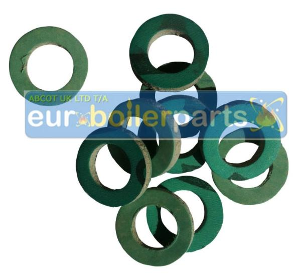 XW.110 1/4 Fibre Washer (10 pcs)