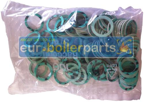 XW.140 3/4 Fibre Washer (100 pcs)