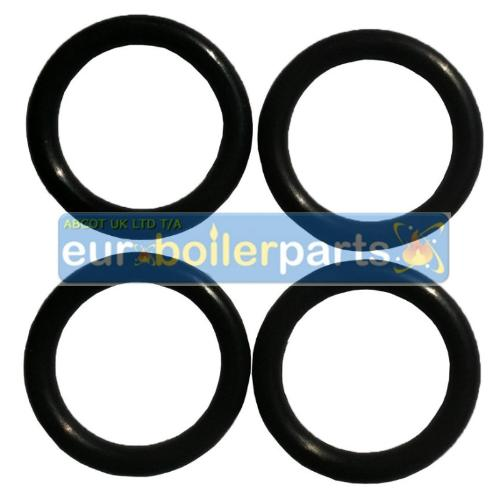 XW.230 O Ring for Plate Heat Exchangers (4 pcs) KI1043144
